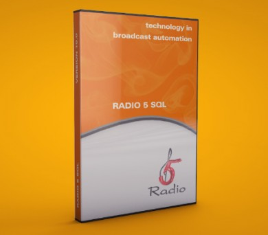 RADIO 5 SQL Ver. 10.0